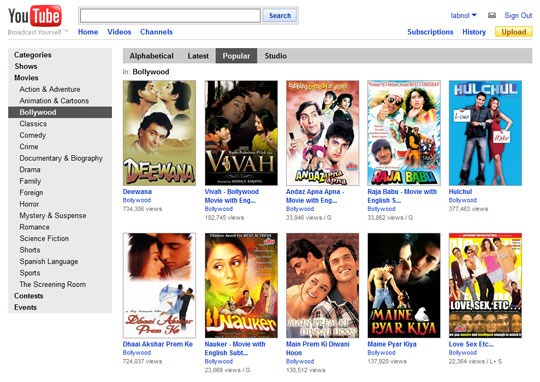 Watch Bollywood Movies Youtube Free