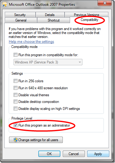 outlook2007_compatibility