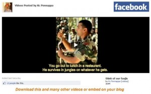 How To Download Save and embed Videos from Facebook
