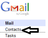 easily recover contacts in gmail