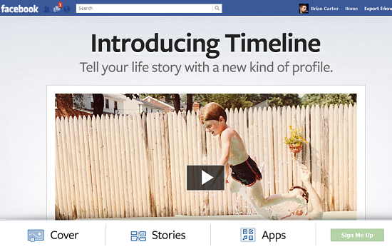 How To Sign up for Facebook Timeline