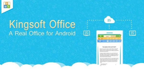 Best Office Apps for Android - Kingsoft office